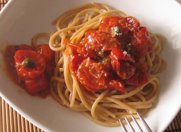 Spaghetti alla san giuannìdde