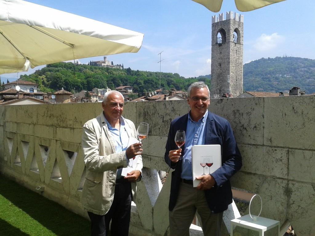 Luigi Alberti e Alessandro Luzzago